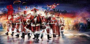 Santa Clause Cantina